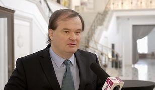 PiS wycofał się z kandydatury Roberta Jastrzębskiego do TK