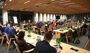 Posiedzenie komisji sprawiedliwości. Posłowie pozytywnie zaopiniowali kandydatury Krystyny Pawłowicz i Stanisława Piotrowicza do TK