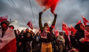 Marsz Niepodległości 11 listopada 2017 r.