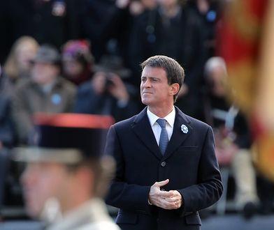 Premier Francji: stan wyjątkowy najpewniej znów zostanie przedłużony