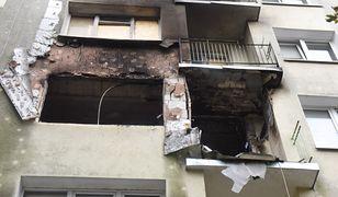 Wybuch w bloku w Zielonej Górze. Matka i córka zostały uznane za niepoczytalne