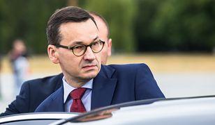 Premier Mateusz Morawiecki zamieścił poruszający wpis