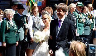 Książę Hanoweru Ernest August poślubił Jekatierinę Małyszewą