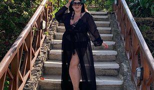 Ewa Zakrzewska jest modelką plus size i uczy miłości do swojego ciała