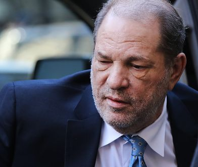 Weinstein winnym dwóch zarzutów w toczącym się przeciwko niemu procesie