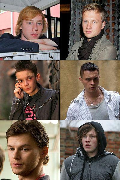Utalentowani młodzieńcy