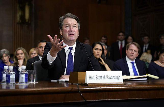 Sędzia Brett Kavanaugh został oskarżony o molestowanie seksualne. W USA toczy się w tej chwili bój o jego nominację do najważniejszej instytucji sądowniczej w kraju