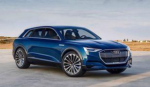 Elektryczny SUV Audi będzie się nazywało po prostu E-Tron