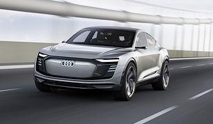 Audi e-tron Sportback concept - przyszłość motoryzacji według Audi