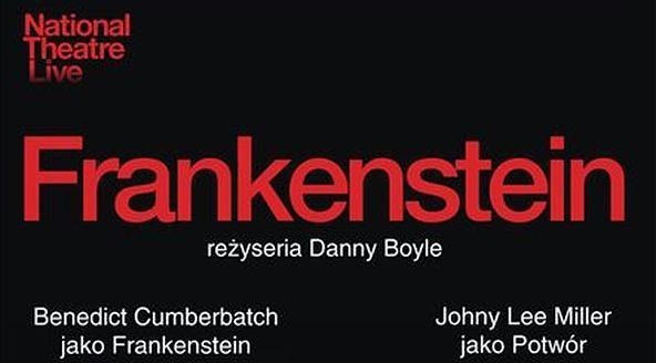 ''Frankenstein'' - National Theatre Live ponownie w Multikinie