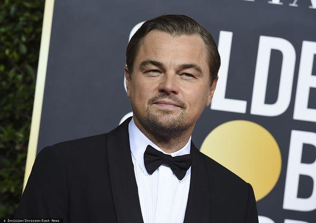 Aktor Leonardo DiCaprio znany jest z troski o środowisko naturalne i swojej filantropijnej działalności