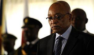 Prezydent RPA Jacob Zuma