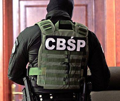 Do RPA pojechało dwóch policjantów CBŚP