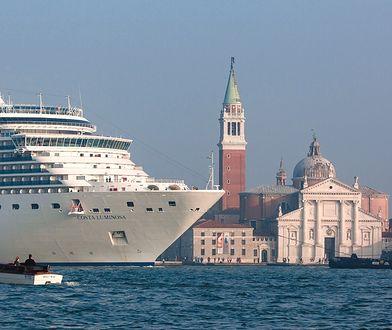Statek Costa Luminosa wypłynie w rejs 5 stycznia 2019 r. z portu w Wenecji