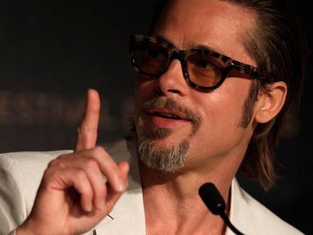 Brad Pitt marzył o licznej rodzinie