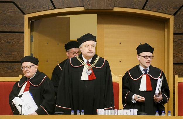#dziejesienazywo Rafał Ziemkiewicz: PiS założyło na TK pułapkę prawną