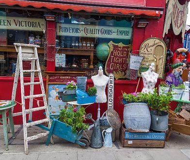 Notting Hill - najsłynniejsza dzielnica Londynu