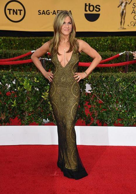 Jennifer Aniston i jej przepis na smukłą sylwetkę