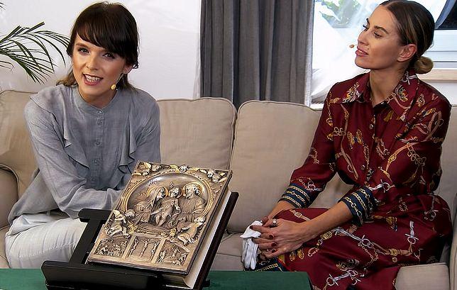 """""""Biblia Sancta Familia"""" w reklamie telewizyjnej"""