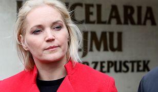 Dominika Chorosińska skomentowała wyniki wyborów