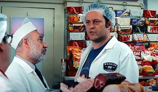 """Vince Vaughn jako David Wozniak w """"Wykapany ojciec"""""""