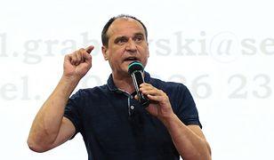 Śledztwo ws. wykorzystywania służb specjalnych przez Pawła Kukiza zostało umorzone