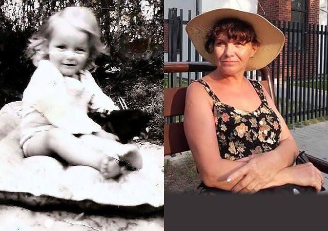 Lidia Mrugalska została porzucona jako niemowlę