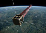 Czy polski satelita stanowi zagrożenie?