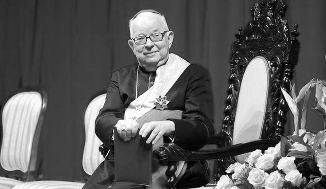 Henryk Gulbinowicz nie wykonał kary. Darowizna nie trafiła konto fundacji Św. Józefa