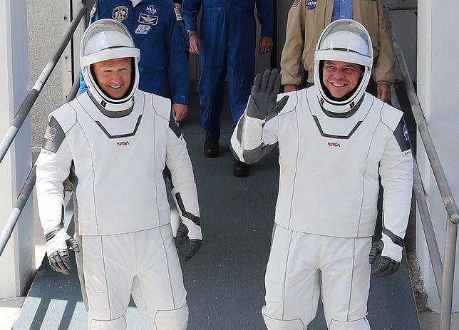 Historyczna pierwsza misja NASA i SpaceX ma się zakończyć 2 sierpnia