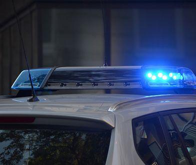 Śląsk. O krok od tragedii. Dzięki szybkiej akcji policjanci uratowali życie kierowcy