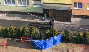 Konin. 21-latek został śmiertelnie postrzelony przez policjanta