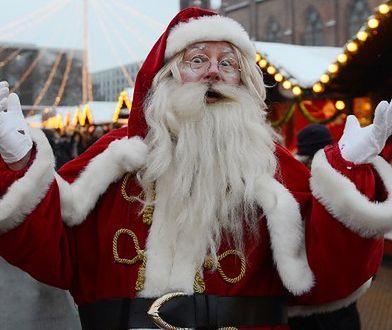 Najstarszy żyjący Mikołaj w czynnej służbie!