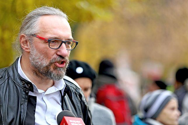 W sobotę walne zgromadzenie członków mazowieckiego KOD wybrało Mateusza Kijowskiego na przewodniczącego zarządu regionu