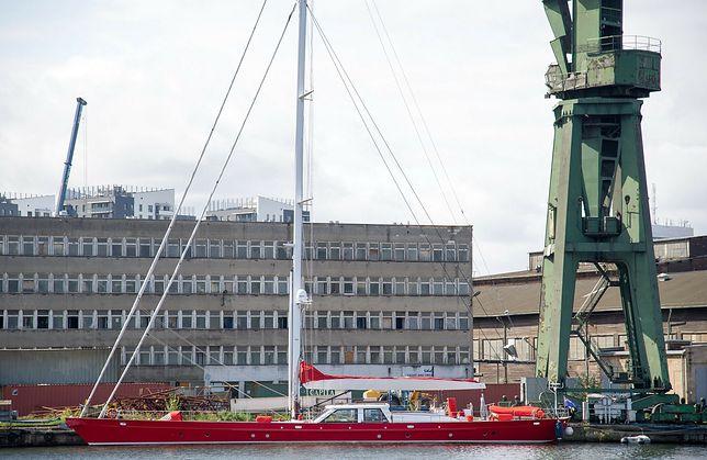 Gdynia. Śmiertelny wypadek w stoczni Sunreef Yachts