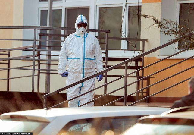 Koronawirus w Polsce. Wzrost liczby osób zakażonych. Najnowsze informacje