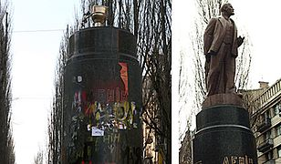 Lenina zastąpił złoty sedes