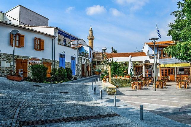 Cypr. Tu urodziła się Afrodyta