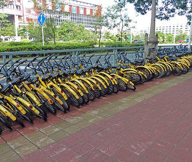 Chiny wprowadzają nowe zasady wypożyczania publicznych rowerów. Koniec wandalizmu?