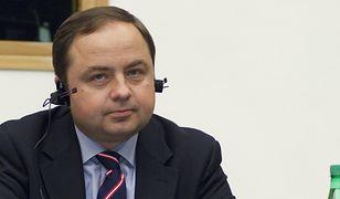 Konrad Szymański: to nie jest krok w tył