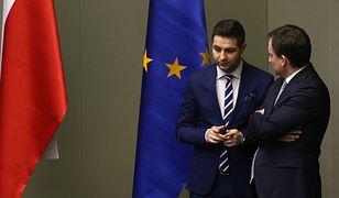 Przedstawiciele resortu sprawiedliwości nie brali udziału w negocjacjach w MSZ