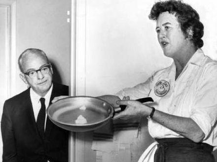Kuchenna rewolucja Julii Child