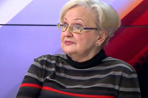 #dziejesienazywo Prof. Ewa Łętowska: projekt zakazu aborcji to otwarcie kolejnego frontu politycznego