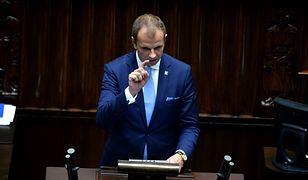Wojciecha Bakuna w Sejmie zastąpi sędzia Trybunału Stanu Robert Majka
