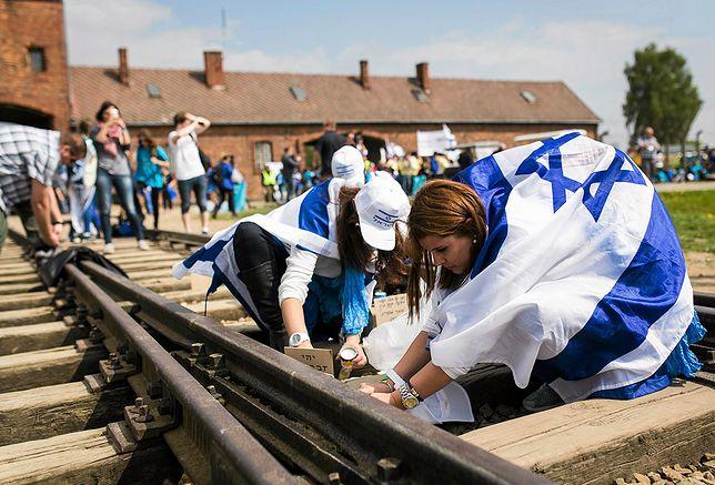 Auschwitz-Birkenau. 19-letni Izraelczyk znieważył pomnik ofiar