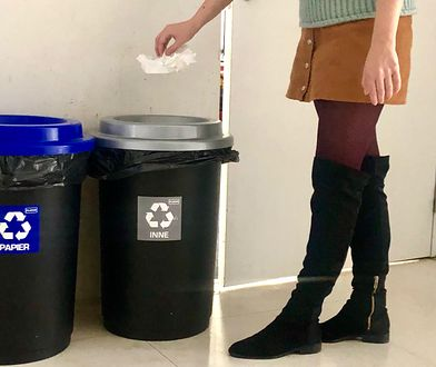 Polacy segregują odpady, ale nie wiedzą, jak to robić poprawnie