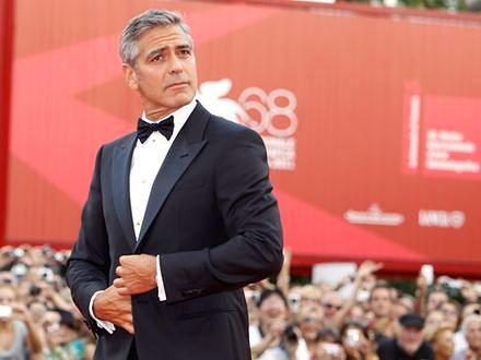 George Clooney dziękuje za Batmana