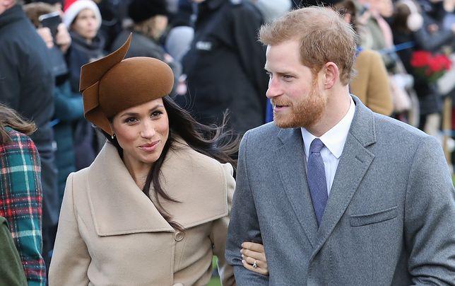 Meghan Markle i książę Harry uchodzą za zgodne małżeństwo