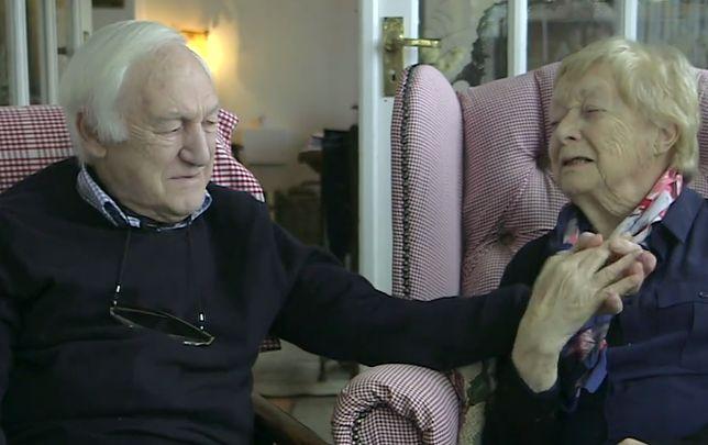 84-latek codziennie maluje żonę. Powód doprowadza do łez
