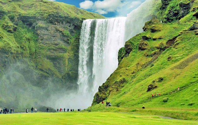Islandia - tu kochają turystów!
